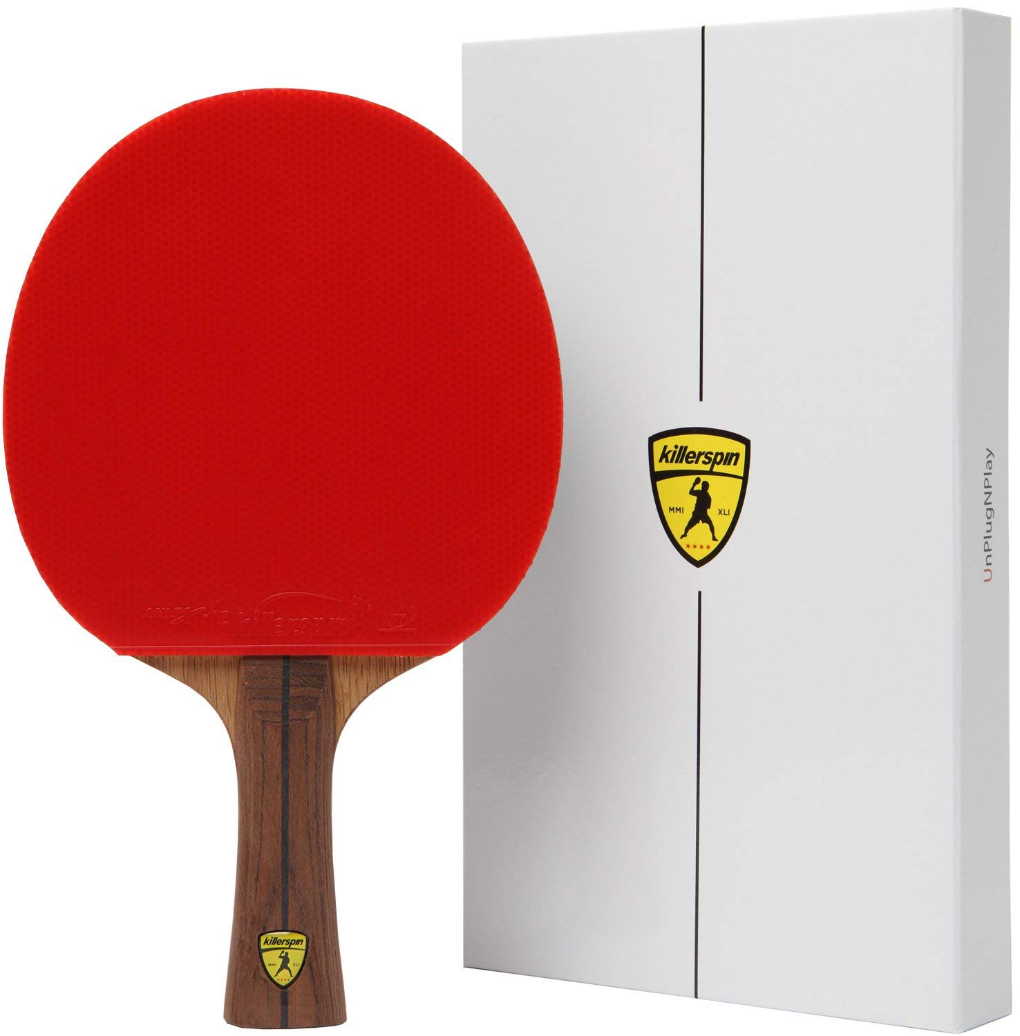 2 Ping professional table tennis rackets Paddle Ping Pong High Quality
